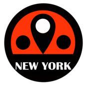 纽约旅游指南地铁路线美国离线地图 BeetleTrip New York t
