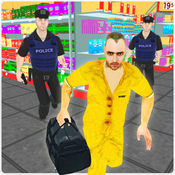 匪徒逃脱超市3D 1.1