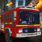 消防救援重型卡车的驾驶-生存特派团 1