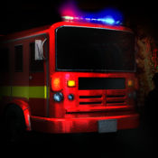 消防车救援:紧急消防队员车整车911  - 免费版 3.1