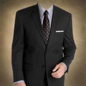 男人西装照片制作者: 时尚照片效果展位 1