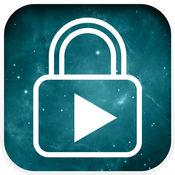 轻松视频储物柜 - 安全和锁定您的个人及私人视频使用密码