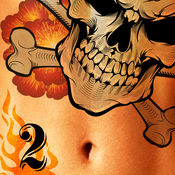 纹身图案的战斗2:多人 部落纹身战争游戏 - 免费 / Tattoo D
