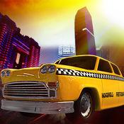 出租车躁狂症:新纽约疯狂的速度之夜 - 免费版