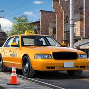 出租车司机辛2016年 - 拉斯维加斯多层次商场停车测试模拟