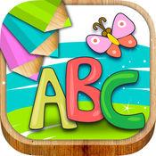 学英文背单词英语口语音标儿童游戏免费好玩
