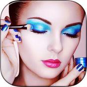 化妆照片编辑器和游戏虚拟改造效果最好的美妆神器 1