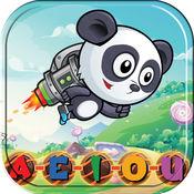 小熊猫 配对游戏...