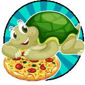 十几岁的比萨龟益智游戏技巧 1