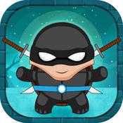 十几岁的超级忍者 - 突变海龟物理游戏 FREE 1