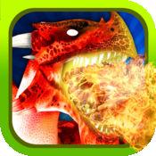 狂暴龙 - 在寻找龙的巢穴自由探索 1