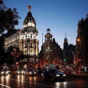 马德里风景:高清...