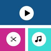视频拼贴画编辑器-将音乐添加到视频 1.2
