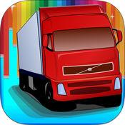 可爱的汽车卡车着色书游戏 1.0.2