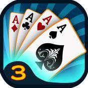 纸牌接龙-蜘蛛纸牌-空当接龙-遨游扑克的星空 1.1