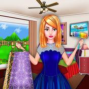 房间 装饰 -  女孩 游戏 1