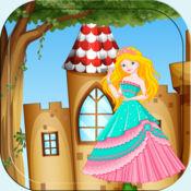 Princess Matching Cartoon 仙女 拼图女孩 1.1.3