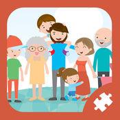 卡通拼图 魔法拼图 脑游戏 嬰兒遊戲 益智游戏 1