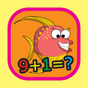寻找鱼的孩子的孔雀数学游戏 1