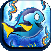 通游泳明星逃生 - 一个引人注意的水母培训学校冒险免费 1