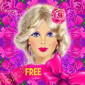 化妆和换装游戏 免费 玩偶芭比 针对女孩的游戏 芭比 1.32