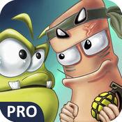 蠕虫反对青蛙 Pro 1