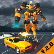 未来派机器人战斗:现代钢铁世界大战 1