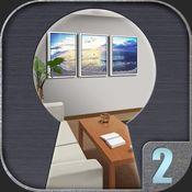 密室逃脱比赛系列官方正版2:逃出上锁的房间 1
