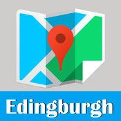 爱丁堡旅游指南地铁零流量去哪儿英国地图 Edinburgh metro