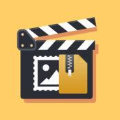 视频图片压缩器 — 节省和释放内存空间,管理文件 1.2