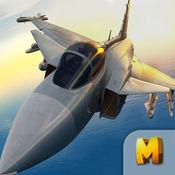 F18喷气式战斗机空袭击模拟器3D 3