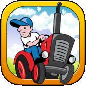 农用拖拉机司机 - 停车游戏版 1