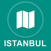 伊斯坦布尔,土耳其 : 离线GPS导航 1