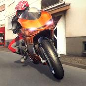 国家自行车赛车摩托:3D摩托车趣味跑和疯狂的速度骑自行车精