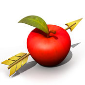 打到苹果和拯救公主! / Hit the apple and save the princess!