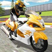超级摩托竞速之真实城市公路锦标赛 免费 1