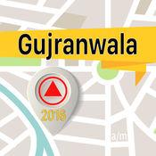 Gujranwala 离线地图导航和指南 1