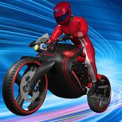 特技摩托赛车3D...
