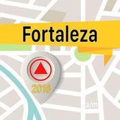 福塔雷萨 离线地图导航和指南