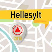 Hellesylt 离线地图导航和指南 1