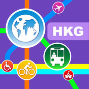 香港交通指南 - 出行旅游必备 6.5