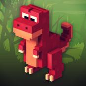 迪诺侏罗纪工艺:进化&立方体探索3D (Dino Exploration Cra