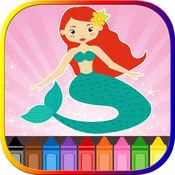 人鱼公主图画书为孩子 1.0.0