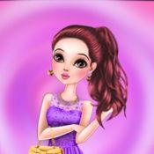 对于阿里亚纳·格兰德修整著名 - 免费游戏的女孩,打扮,化妆名人,音乐明星