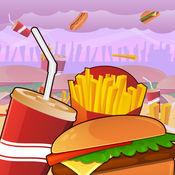 快餐疯狂发烧临 - Fast Food Frenzy Fever Pro