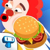 Fast Food Madness - 食品折腾的疯狂的游戏