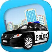快速警车亲 - 新的高速赛车街机游戏