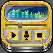 录音机和声音编辑器 – 变声同音频效果对于语音转化 1