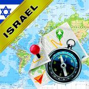 以色列 - 离线地图和GPS导航仪 1.8