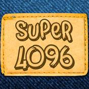 4096超级拼图块亲 - 新的数学棋盘游戏